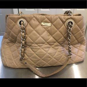 Kate Spade Maryanne Quilted Leather Purse